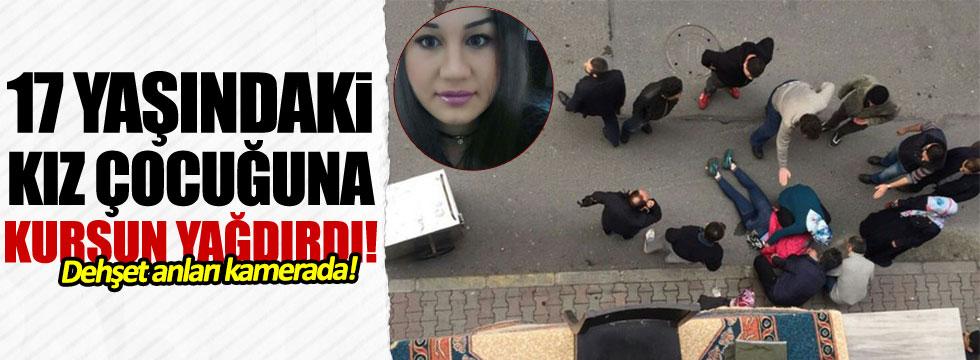 17 yaşındaki kız arkadaşını pompalı tüfekle öldürdü