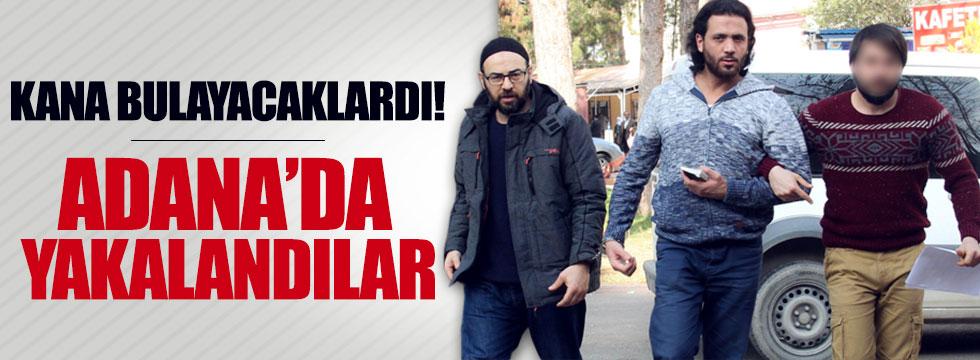 Adana'da IŞİD opeasyonu