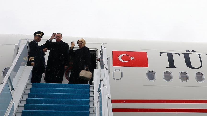 Cumhurbaşkanı Erdoğan Körfez ülkelerine gidecek