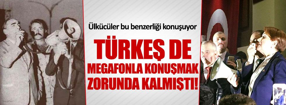 Ülkücüler Türkeş, Akşener benzerliğini konuşuyor