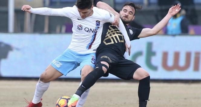 Osmanlıspor 0-1 Trabzonspor / Maç Özeti
