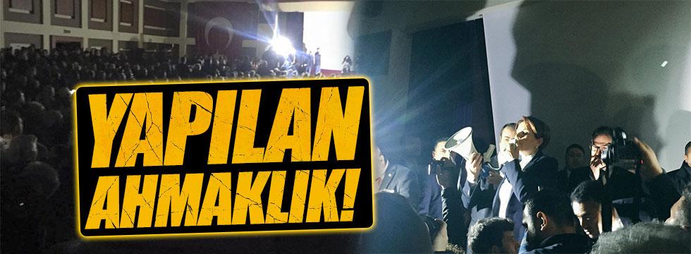 Ahmet Hakan: Akşener'e yapılan ahmaklık