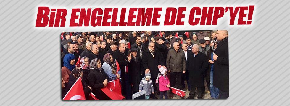 CHP'lilerin toplantısına sabotaj girişimi