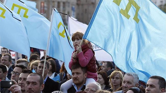 Kırım Tatar Türkleri Birliği'nin üssüne el kondu