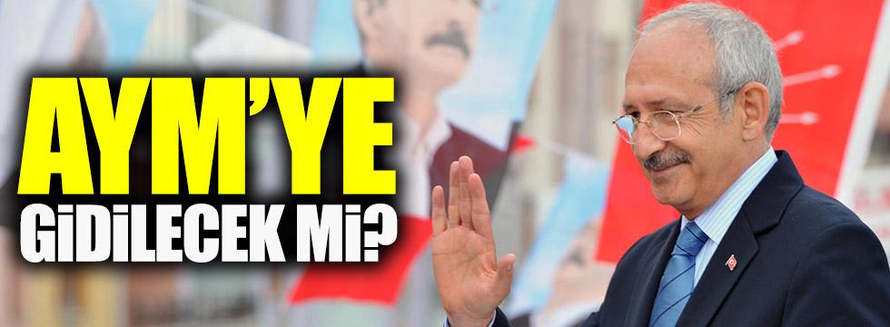 CHP, Anayasa Mahkemesi'ne gidecek mi?