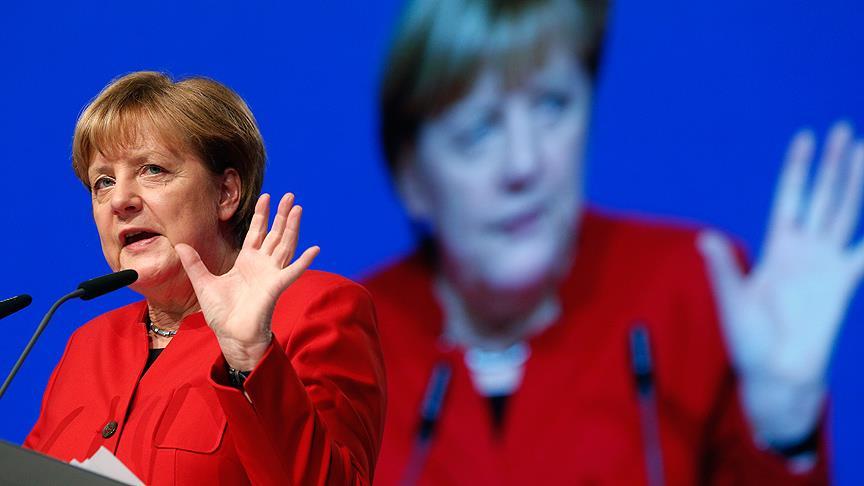 Almanya'da koalisyon için 2. zirve