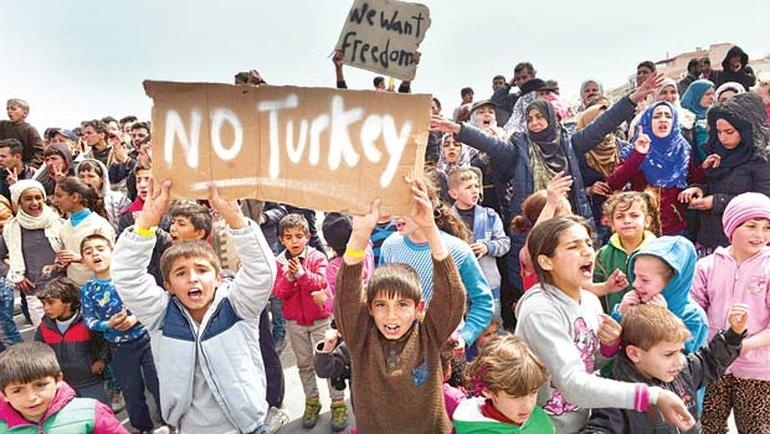 4 milyon Suriyeliye vatandaşlık verilecek
