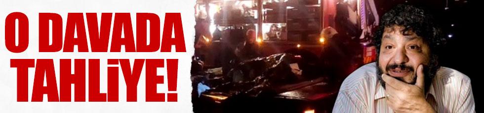 Erdal Tosun'u öldüren kazada tahliye