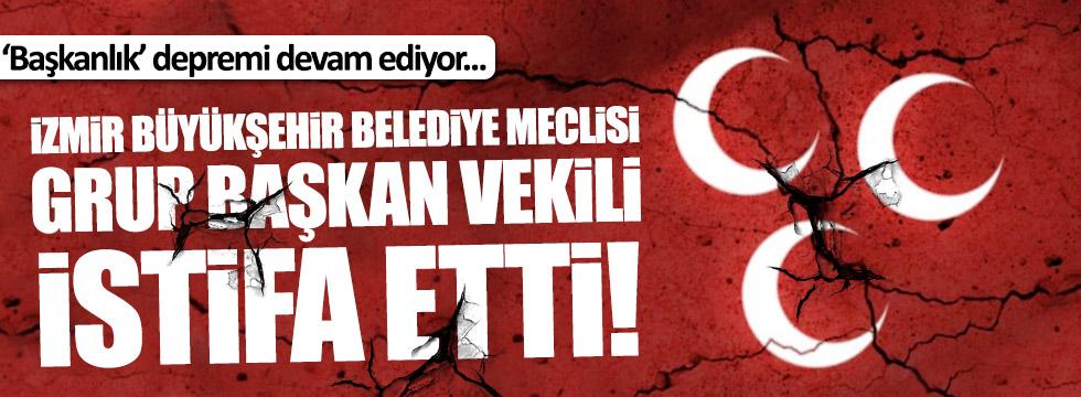 MHP'li Remzi Taktakoğlu istifa etti