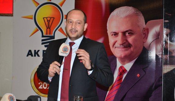 AKP'li o isim istifa etti