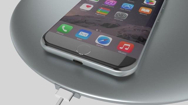 iPhone 8 kablosuz şarj özelliği ile gelecek