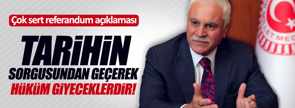 Koray Aydın'dan referandum açıklaması