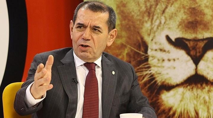 Dursun Özbek'ten Karabükspor Başkanı'na yanıt