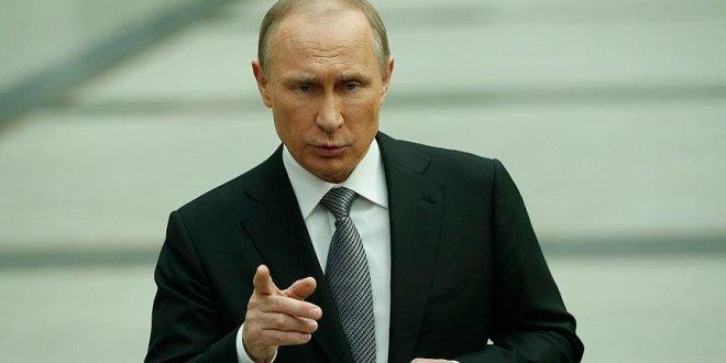 Putin'in serveti dudak uçuklattı
