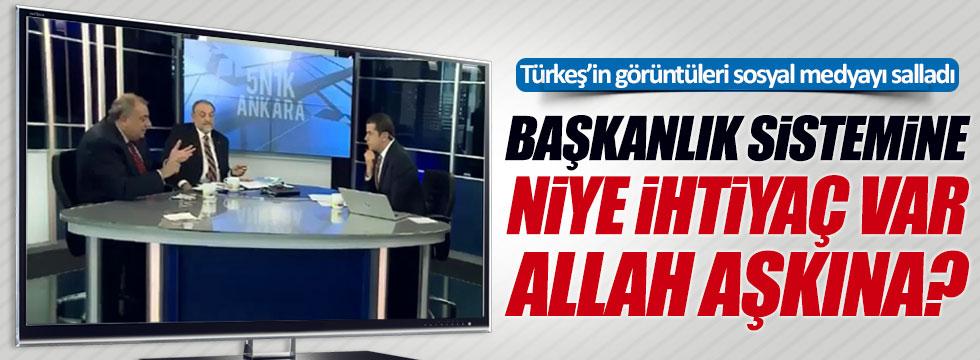 Tuğrul Türkeş: Başkanlık sistemi akla ziyan bir iş