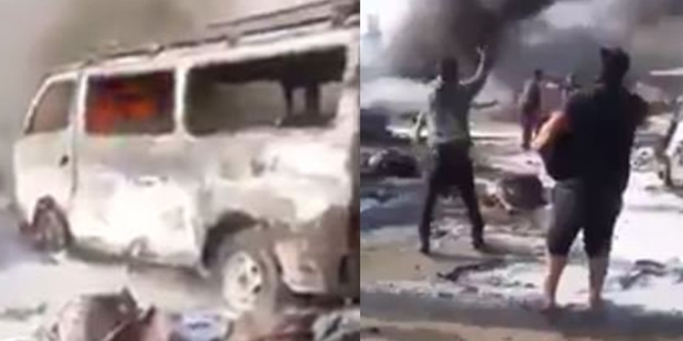 Bağdat'ta patlama: 55 kişi hayatını kaybetti