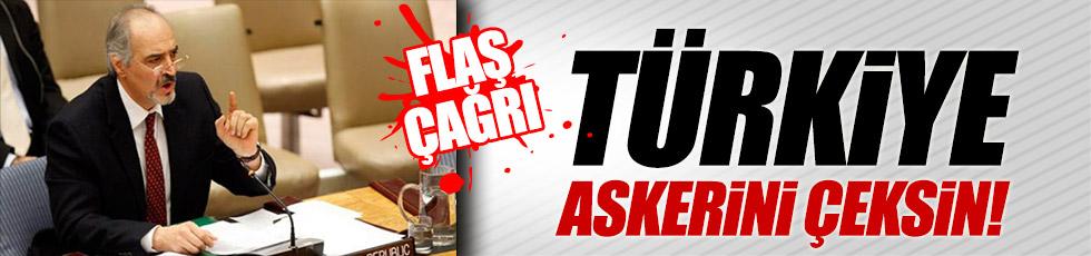 Beşar Caferi: Türkiye, Suriye'den askerini çeksin