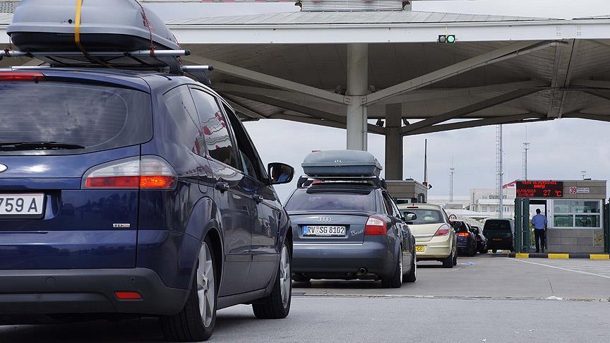 Yabancı plakalı araçlar ücretsiz geçiş yapamayacak