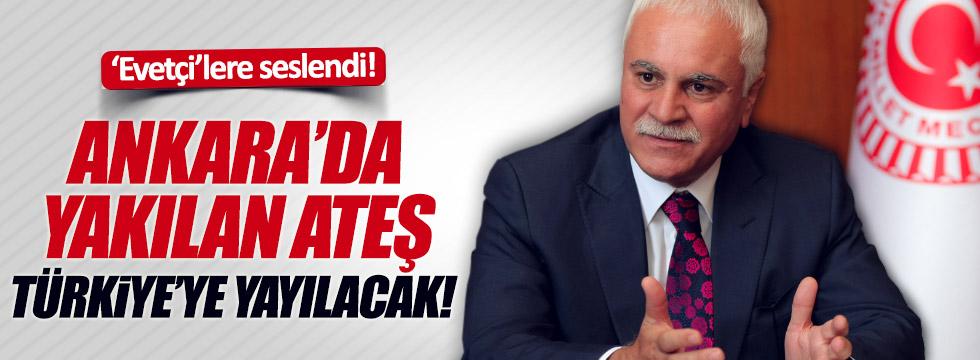 Koray Aydın'dan referandum mesajı
