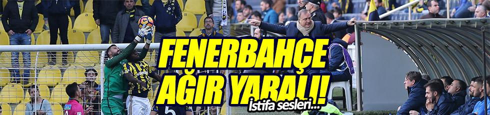 Fenerbahçe 0-0 Kasımpaşa / Maç özeti