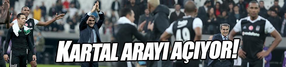Beşiktaş 3-1 Akhisar Belediyespor / Maç özeti