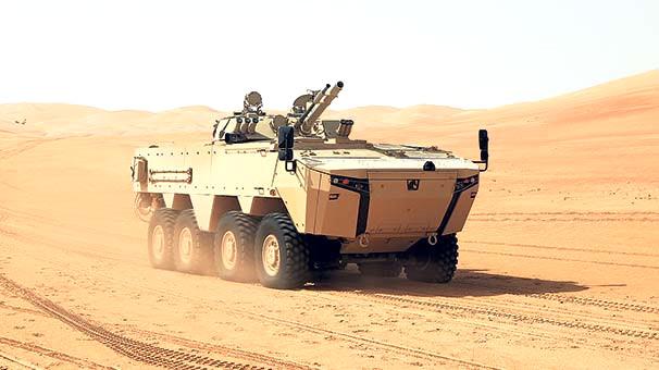 Otokar, BAE için zırhlı araç üretecek