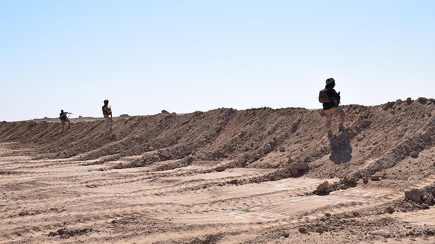 IŞİD'e karşı 45 kilometrelik hendek!