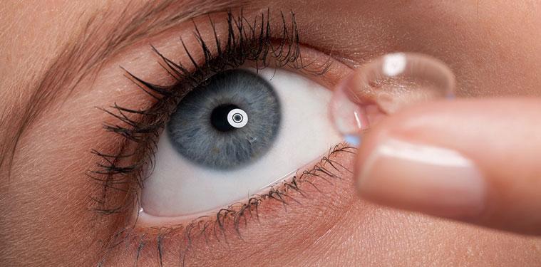 Akıllı lenslerle görme bozukluğuna son!