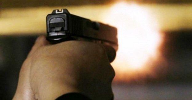 Adliyede silahlı kavga