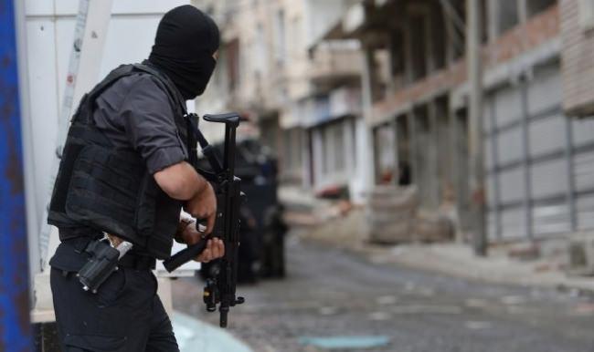 İzmir'de PKK operasyonu