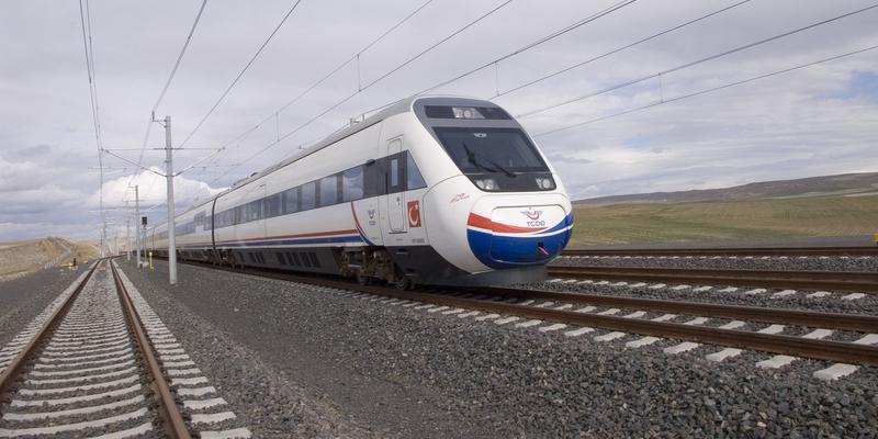 Bakanlık'tan hızlı tren açıklaması