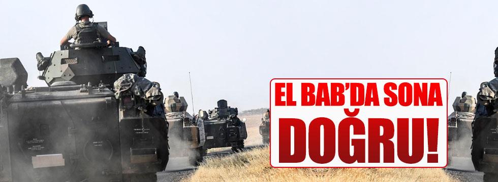El Bab'da sona doğru!