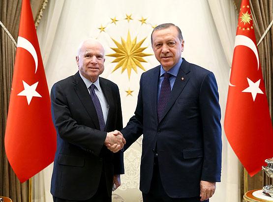 IŞİD'i yenmek için Türkiye lazım!
