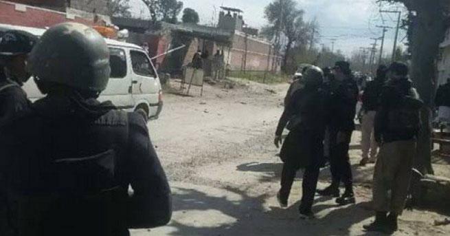 Mahkeme binasına saldırı: 5 ölü, 20 yaralı