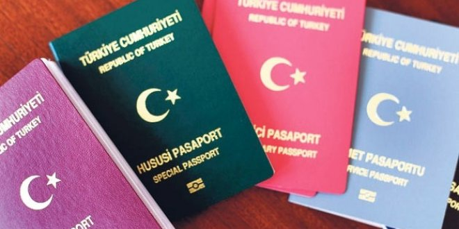 Artık onlar da yeşil pasaport alacak!