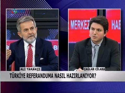 Yandaş yazar: Ben de dahil AKP'nin yüzde 10'u 'hayır' diyecek