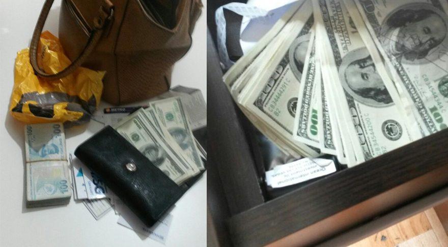 ATM'lere sahte para yüklediler