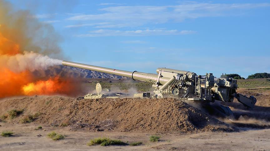 Ermeni keşif timinin sabotaj girişimi önlendi!