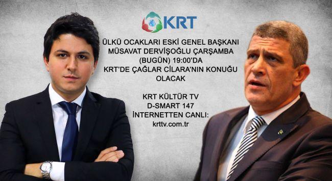 Dervişoğlu, Çağlar Cilara'ya konuk olacak