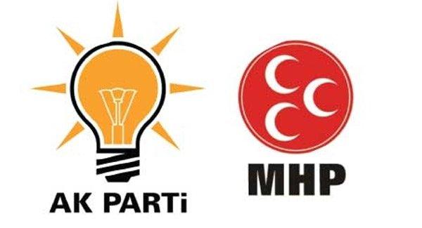 AK Parti ve MHP bütünleşmesi mi?