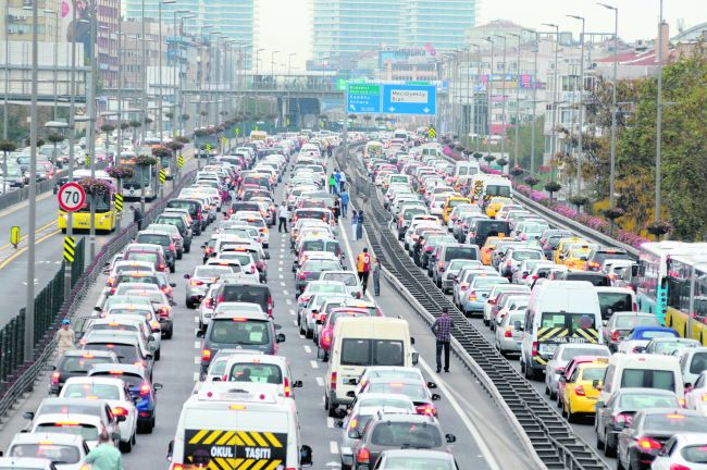 O yollar trafiğe kapanacak