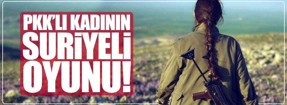 PKK'lı kadın teröristin ifadeleri şoke etti
