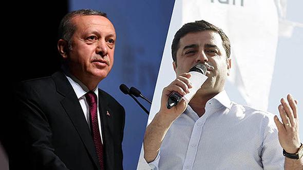 Erdoğan'ın avukatından Demirtaş'ın davasına müdahillik talebi