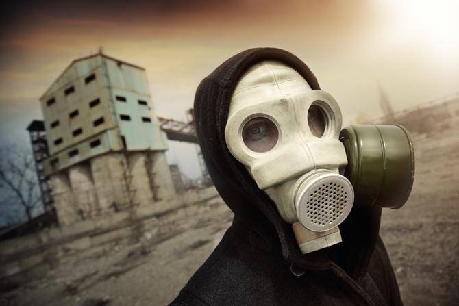 Avrupa'da radyasyon paniği
