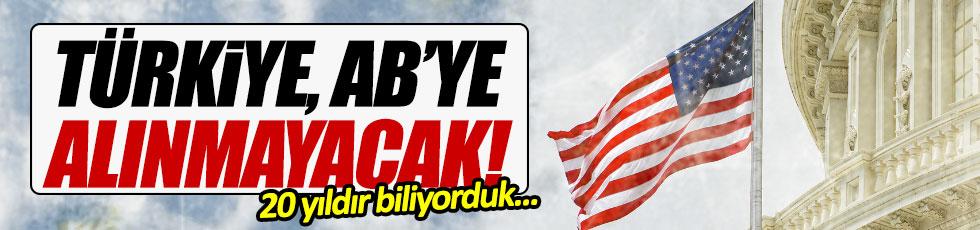 ABD'li siyasetçiden Türkiye iddiası