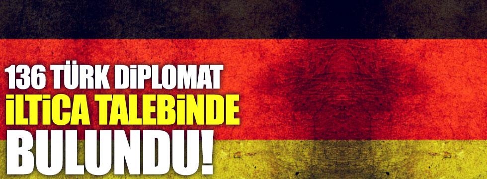 136 Türk diplomat Almanya'ya iltica başvurusu yaptı