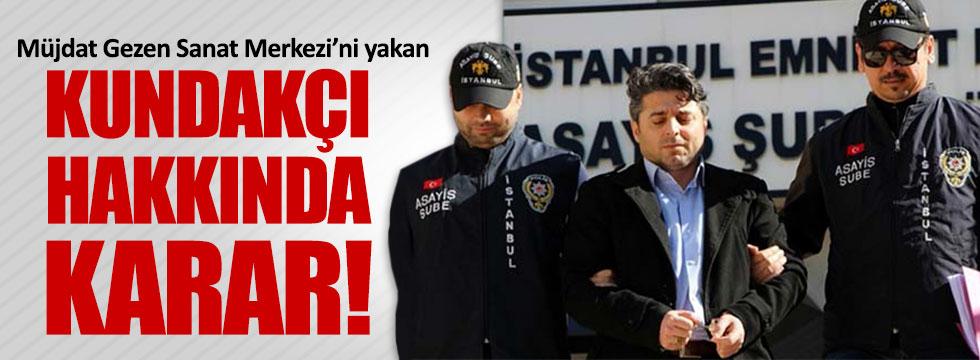 Kundakçı Mehmet Ali Aligül tutuklandı!