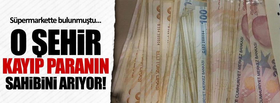 Antalya'daki sır paranın sahibi aranıyor