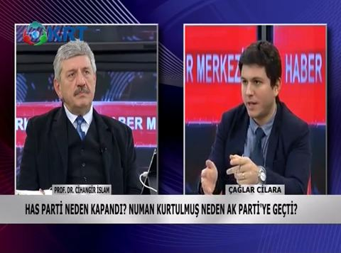 Prof. Dr. Cihangir İslam'dan yeni Anayasa'ya sert tepki!