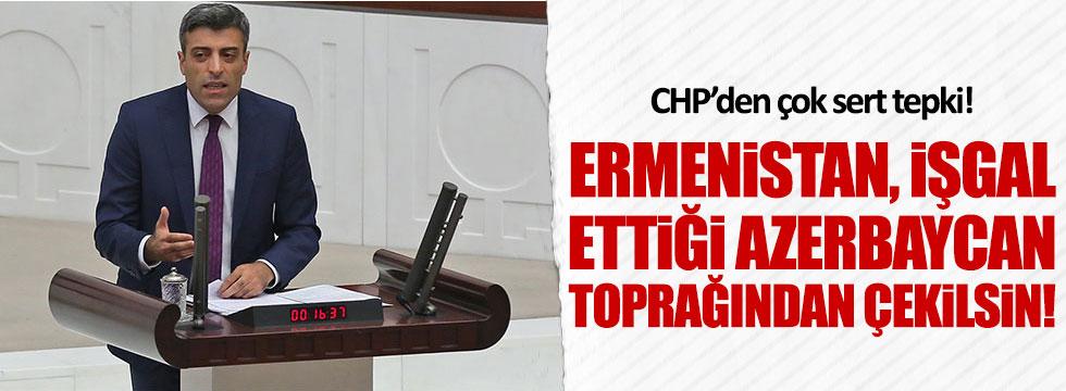 CHP'li Yılmaz'dan Hocalı açıklaması